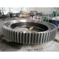 Wholesale ASTM A291 Gr7 Grade 7 Grade 1 2 3 4 5 6 8 9 Forged FOrging Steel Planet Gear reducer gear pinion gear ring gears from china suppliers