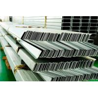 China Hot Dip Galvanised Steel Purlins 150 To 300mm With Material Steel Coil on sale