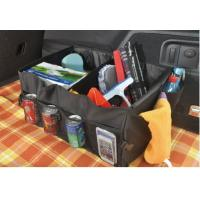 Wholesale Black Foldable toyota / honda car seat pocket organizer with Two Compartments from china suppliers