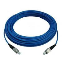 Buy cheap Armoured optical fiber pigtail Fiber Optic Patch Cord cable CE ROHS Certicated from wholesalers