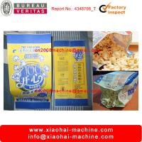 Wholesale Microwave Popcorn Paper Bag Making Machine from china suppliers
