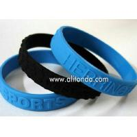 Promotional Silicon Wrist Bands Custom Silicon Mosquito Repellent Emoji Wristband For Kids And Baby for sale
