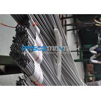 Wholesale S31803 Stainless Steel Seamless Tubing America Standard SS Seamless Tube from china suppliers