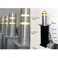 Wholesale Auto Parking And Traffic Security Bollards , Automatic Retractable Bollards from china suppliers