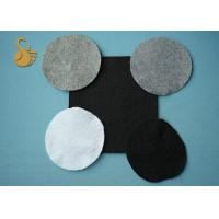 Wholesale Anti Shake Needle Punched Felt / Poly Felt Fabric For Garment And Home Textile from china suppliers