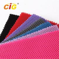 Buy cheap 100% Polyester Mesh Fabric Air Mesh Fabric for Garment for Shoes for Upholstery from wholesalers