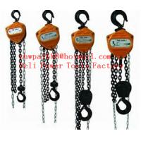 Wholesale Hand Chain Hoist,Hand Chain Block,Manual Chain Block from china suppliers