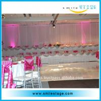 Buy cheap wholesale hot sale wedding backdrop adjustable uprights crossbars from Wholesalers