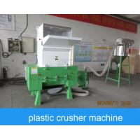Wholesale Waste Pe Pp Pet Plastic Crushing Machine , Plastic Bottle Recycling Machine from china suppliers