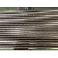 Wholesale Annealed Nickel Alloy Pipe , Hastelloy C 276 Seamless Galvanized Steel Pipe DIN 2.4819 from china suppliers