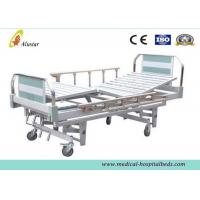 Wholesale Aluminum Pipe Medical Hospital Beds Manual 3 Crank Bed For Hospital Care (ALS-M314) from china suppliers