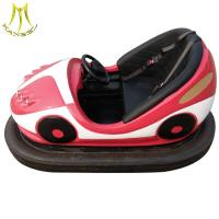 Wholesale Hansel  amusement park battery operated rotate bumper car for sale from china suppliers