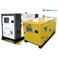 Wholesale 10 Kw - 250 Kw Ricardo / KOFO Engine Diesel Silent Generator Electric Starter from china suppliers