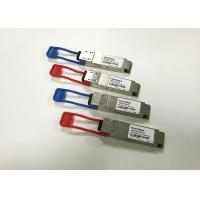 Wholesale 100M 100G / ps QSFP + Optical Transceiver For 100G Ethernet , QSFP-100G-SR4 from china suppliers