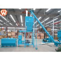 China Cattle Poultry Feed Processing Plant For Small Farms Weight 2200kg 380V 50Hz on sale