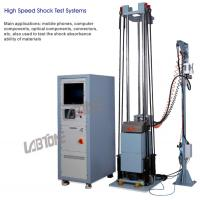 Buy cheap Shock Test Machine With Dual Mass Shock Amplifier Perform Half sine 10000G 0.2ms from wholesalers