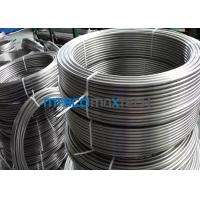 Wholesale Bright Annealed Stainless Steel Coiled Tubing S30908 / S31008 8mm Precision from china suppliers
