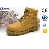 China Non Conductive PPE Safety Shoes , Lightweight Steel Toe Shoes Military Anti Static on sale