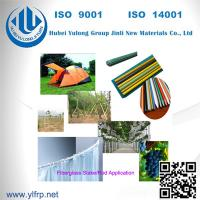 Wholesale Green Long service life Durable FRP Fiberglass Tomato Nursary Stake from china suppliers