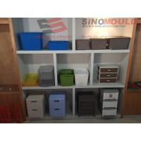China Plastic Drawer Injection Mould|rattan type drawer mould on sale