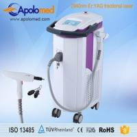 Wholesale Multifunction Beauty Equipment / IPL SHR tattoo removal Nd:YAG laser from china suppliers