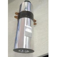 Wholesale 1500W 15K Ultrasonic Welding Transducer Plastic Project Welding ISO9001 from china suppliers
