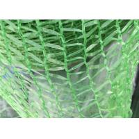 Wholesale Custom Hdpe Plastic Wire Mesh Green Or Black , Sunshine Shade Net For Agriculture from china suppliers