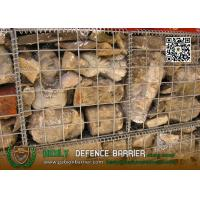 Wholesale 50X50mm mesh opening   Architectural Welded Wire Gabion Box   1X1X0.5m from china suppliers