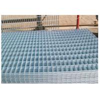 Wholesale Thick Coating Square Flat Galvanized Sheets , Welded Wire Mesh Panels 1 X 2 from china suppliers