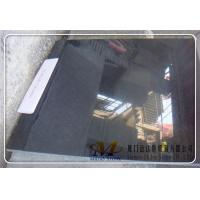 Polished G684 Black Basalt Tiles for sale