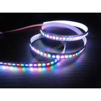Wholesale 30 / 60 / 72 Led 5050 Digital Led Strip Lighting SMD Apa102 White strip IC from china suppliers