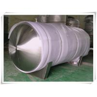 Wholesale Food Grade Stainless Steel Compressed Air Holding Tank , Stainless Steel Storage Tanks from china suppliers