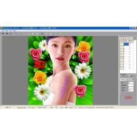 Wholesale PHOTOSHOP psd layers to 3D software for 3d lenticular print/ best than 3D Traxi lenticular software from china suppliers