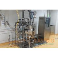 China 300L Mechanical Stirred Stainless Steel Bioreactor Fermenter Floor Stand for sale