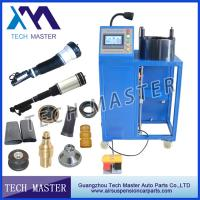 Wholesale Hose Crimper Air Pipe Air Suspension Shock Crimping Machine Max Opening 175mm from china suppliers