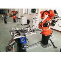 Wholesale CNC Automatic Welding robot for copper bar welding Welding Manipulator from china suppliers