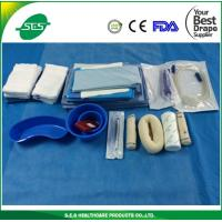 Wholesale Best Price Popular surgical knee arthroscopy drape pack with stockinette from china suppliers
