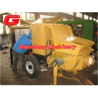 Wholesale High performance and energy-saving stationary concrete pump HBT40RS from china suppliers