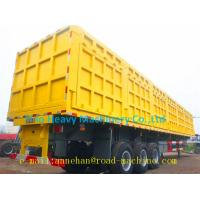 Wholesale 3 AXLE LORRY TRAILER  Semi Trailer Trucks 28T Single speed from china suppliers