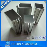 Anodized Aluminum Curtain Wall : Over years lifespan anodized silver aluminum curtain