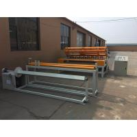 Wholesale PLC Panasonic Automatic Welded Mesh Machine For Making Roll Mesh from china suppliers