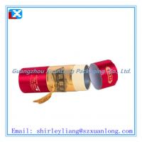 Wholesale Paper cardboard tube tea box from china suppliers