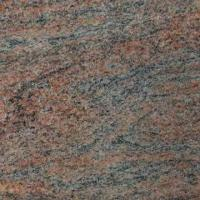 Red Granite Tiles, Customized Patterns, Treatments, and Sizes are Accepted for sale