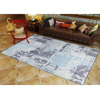 Wholesale Custom Eco-friendly Printed Indoor Area Rugs For Living Room SGS from china suppliers