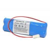 Buy cheap Replacement Abbott Laboratories Replacement Rechargeable Batteries 4.8V 2000mAh from wholesalers