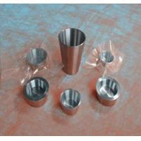 Wholesale SGS certified 3N7 polished forged moly liner/crucible from professional from china suppliers
