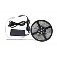 Warm White Flexible Outdoor Led Strip Lights with Epistar Chip 5050 SMD LED for sale