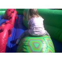 Safety Jungel Seaworld Adventure Inflatable Toddler Playground 24ft x 16ft x 6ft