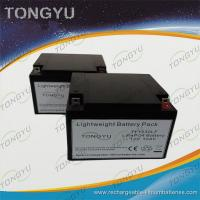 Wholesale Solar LED Garden Light 12V LiFePO4 Battery 32Ah With High Temperature Resistant from china suppliers