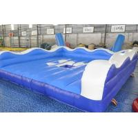 Wholesale Funny Inflatable Sports Equipment Inflatable Surf Simulator With Fire Resistant PVC from china suppliers